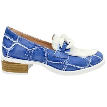 Jose Saenz 2146 Loafer-BLUE