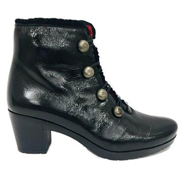 Jose Saenz 5176-Ml Patent Boot-BLACK PATENT