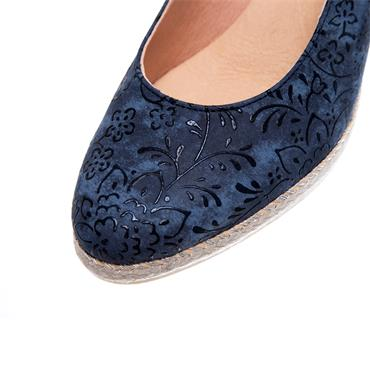 JOSE SAENZ 6019-DM WEDGE-NAVY