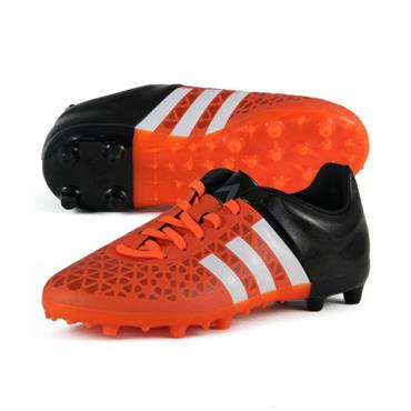 ADIDAS ACE 15.3 FG AG J FOOTBALL BTS-ORANGE