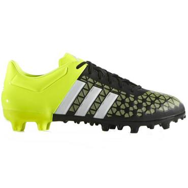 ADIDAS ACE 15.3 FOOTBALL BOOT-BLACK YELLOW