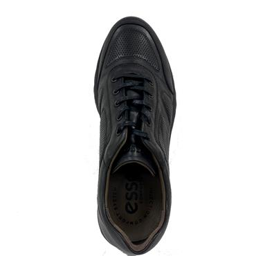 Esse Active Casual Shoe-BLACK