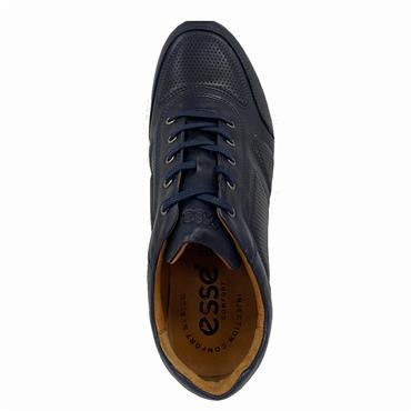 Esse Active Casual Shoe-Navy