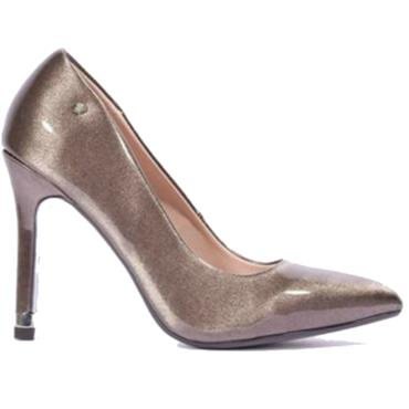 KA ALFORD HEEL SHOE-CHARCOAL