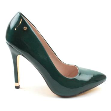 KA ALFORD HEEL SHOE-GREEN