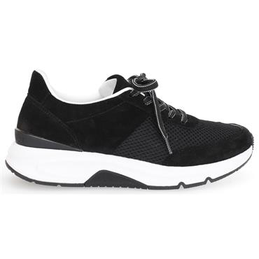 GABOR ALOE CASUAL SHOE-BLACK
