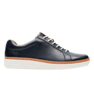 Clarks Amberlee Rosa-Navy Leather