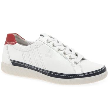 Gabor Amulet 66.458 Casual Shoe-White