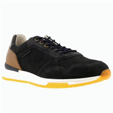 Bullboxer Anaor Mens Casual Shoe-Navy