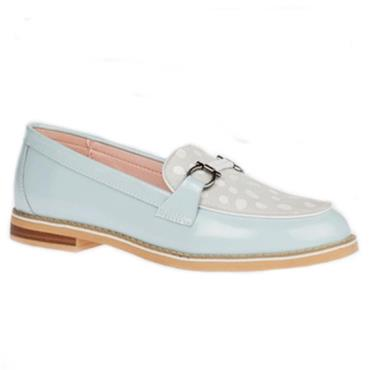Kate Appleby Anguilla Loafer-BLUE