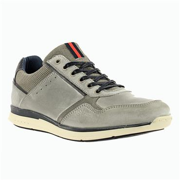 Bullboxer AP400 Mens Casual Shoe-Grey