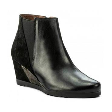 APRIL BOOT HISPANITAS-BLACK