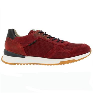 Bullboxer Ardna Mens Casual Shoe-RED