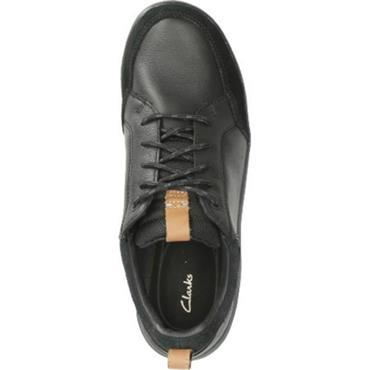 Clarks AshcombeBayGTX-Black Leather