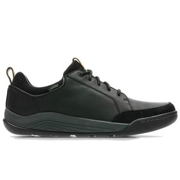 - Clarks AshcombeBayGTX - Black Leather