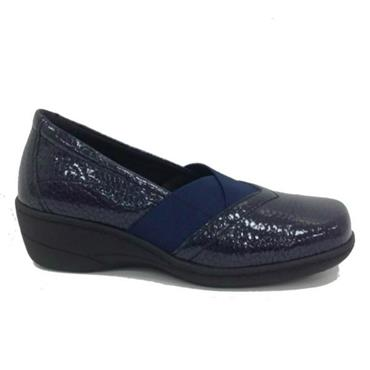 AVA SOFTMODE CASUAL SHOE-NAVY