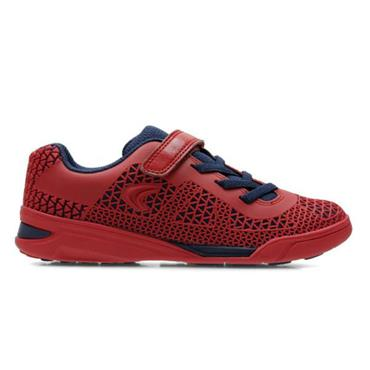Clarks AwardBlaze Jnr-RED