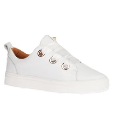 KATE APPLEBY BEACON CASUAL SHOE-White