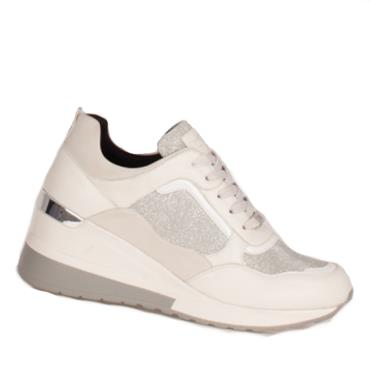 TOMMY BOWE BEAMISH CASUAL SHOES-IVORY