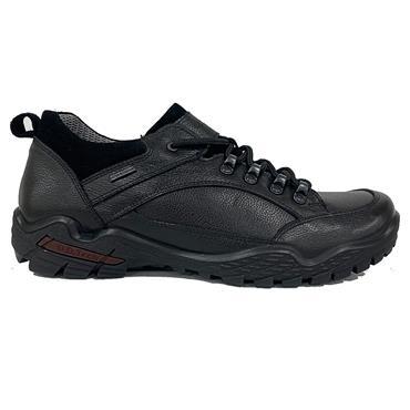 Esse Brandon Casual Shoe-BLACK