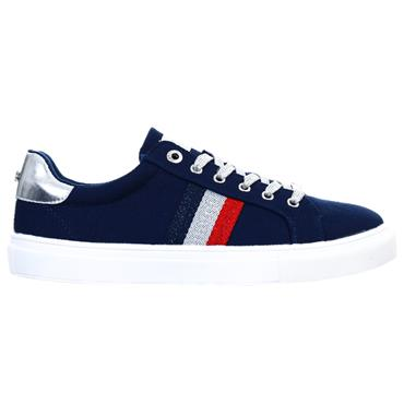 Tommy Bowe Breen Canvas Shoe-Indigo Denim