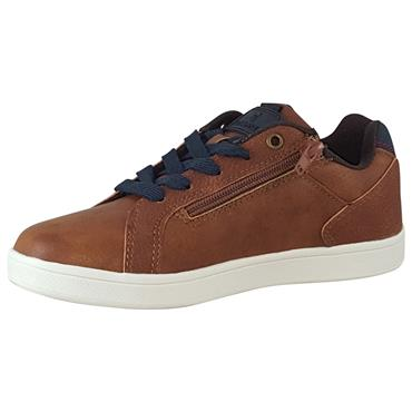TOMMY BOWE BRETT CASUAL SHOES-CAMEL