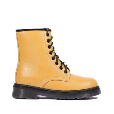 Drilleys Bumble Ankle Boot-YELLOW
