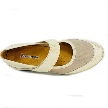 Softmode Cam Strap Shoe-GOLD