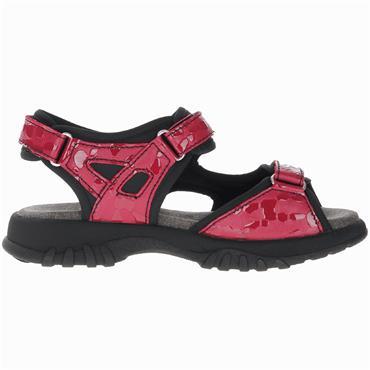 Softmode Camino Sandal-RED
