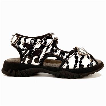 Softmode Camino Sandal-White