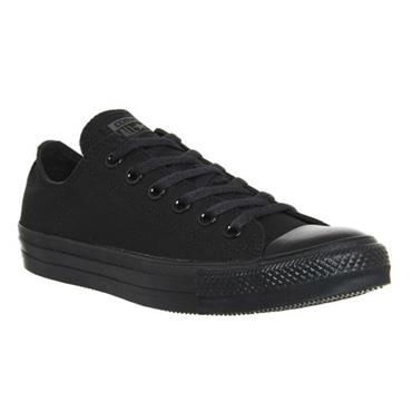 - CANVAS CONVERSE - BLACK