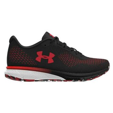 Under Armour Charged Spark-BLACK/RED