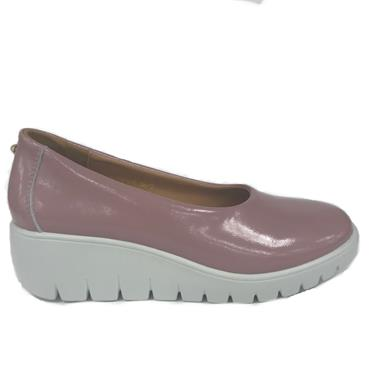 Kate Appleby Chester Wedge Shoe-Pink