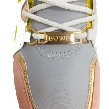 Tommy Bowe Claffey Wedge Shoe - Sunny Beach