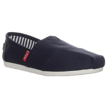 DRILLEYS CLASSIC CANVAS-Navy