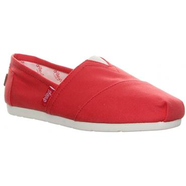 DRILLEYS CLASSIC CANVAS-RED