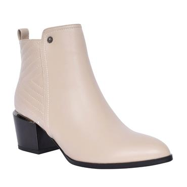 Redz Clew 81469 Ankle Boot-IVORY