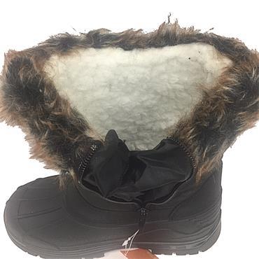 Snuggle Clifden LSC128 Ladies Wellie-BLACK