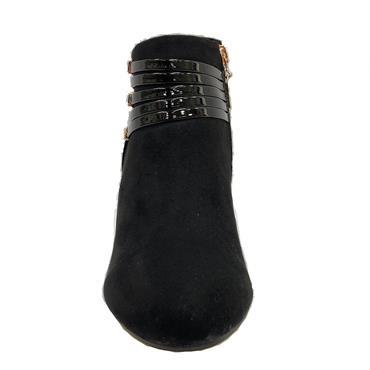 K A COLBURN SHOE BOOT-BLACK