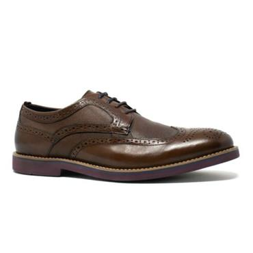 - BRENT POPE COOK SHOE - CHESTNUT