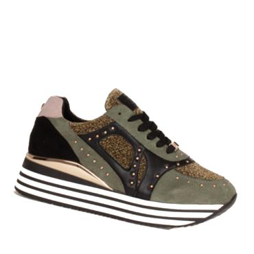 TOMMY BOWE COULTER CASUAL SHOES-MINT