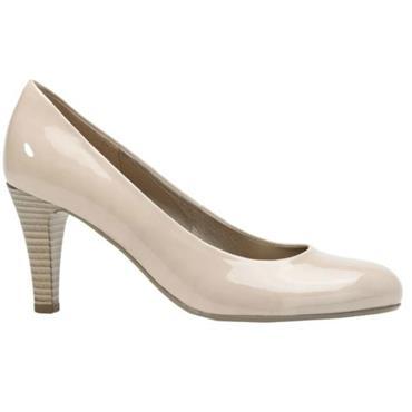 Gabor Cranberry 25.310 Heel Shoe-SAND
