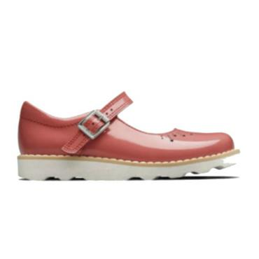 Clarks Crown Jump-Coral Patent