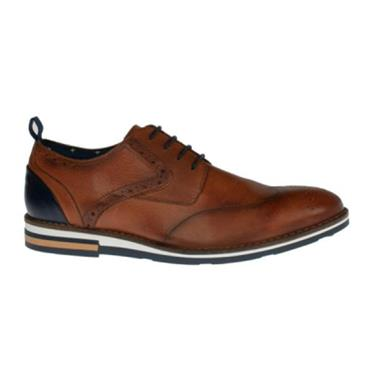 Pope Darfield Shoe-COGNAC