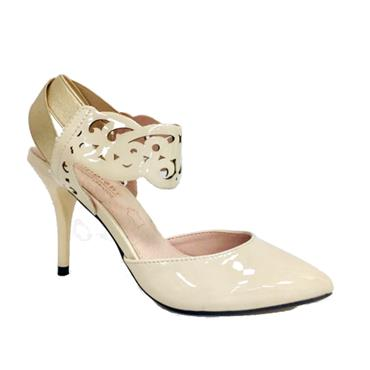 KATE APPLEBY DAWLISH HEEL SHOE-MALT P