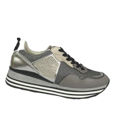 TOMMY BOWE DOHERTY CASUAL SHOE-Grey