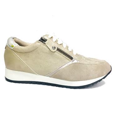 Redz Dunquin Lace Shoe-SAND
