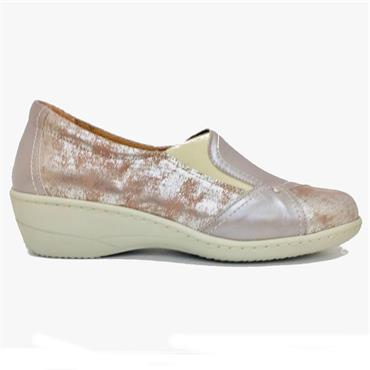 Softmode Emily2 Shoe-TAUPE