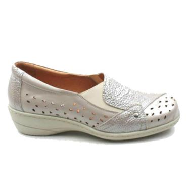 - EMILY SOFTMODE CASUAL SHOE - TAUPE