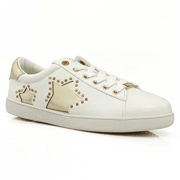 TOMMY BOWE FEELY CASUAL SHOES-SNOW